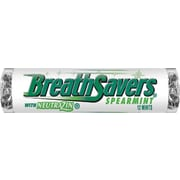 Breath Savers Spearmint Mints, .75 oz., 24/Box