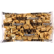 HERSHEY'S NUGGETS Milk Chocolate with Toffee and Almonds, 3.75 lbs