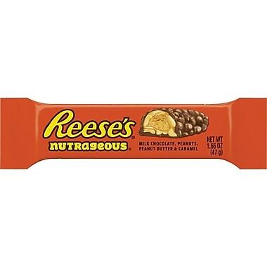 Reese's Nutrageous Bar, 1.66 oz., 18/Box