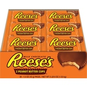 Reese's Peanut Butter Cups, 1.5 oz., 36/Box