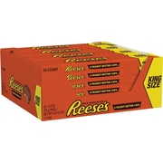 Reese's Peanut Butter Cups Bar King Size, 2.8 oz., 24/Box