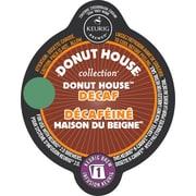 Donut House – Godets K-Cup pour K-Carafe de café décaféiné à torréfaction légère