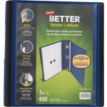 Staples® Better Binder, 1½, Blue