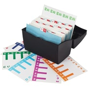 Smead Alpha-Z Compatible Name Labels Starter Set