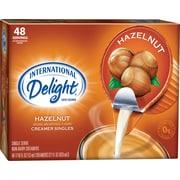 International Delight Hazelnut Coffee, 48/Box (WWI02283)