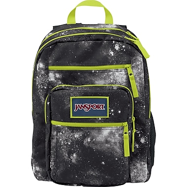 Jansport Big Student Backpack, Black Galaxy | Staples®