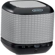 Jensen Bluetooth Wireless Speaker, Silver