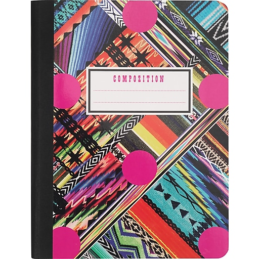 Paperchase Gaucho Glam, Composition Notebook