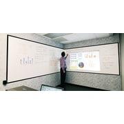 Elite Screens - Écran de projection tableau blanc effaçable série Tripod 85 po (IWB85SW2A)