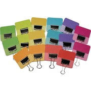 Clip-rite CRT049 Binder Tabs with Small Clips