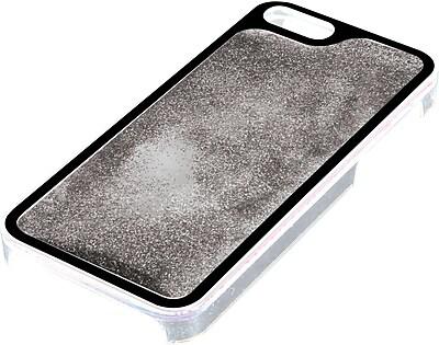 Pilot iPhone 5/5s Glitter Case, Silver