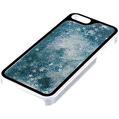 Pilot iPhone 5/5s Glitter Case, Aqua Moons