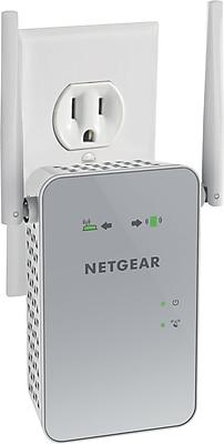 Netgear EX6150-100NAS AC1200 WiFi Wall Plug Range Extender