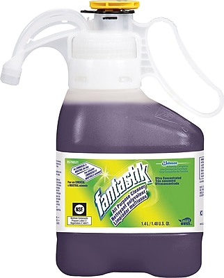 Fantastik® SmartDose™ Ultra Concentrated All Purpose Cleaner, 1.4 Liters
