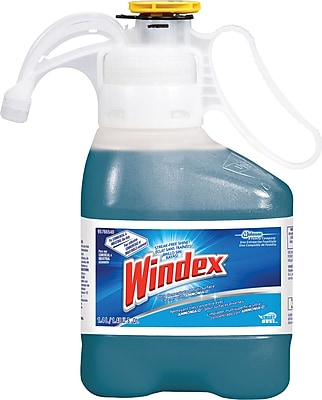 Windex® SmartDose™ Ultra Concentrated Glass and Multi-Surface Cleaner W/ Ammonia-D, 1.4 Liters
