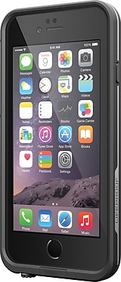 LifeProof Fre Case for iPhone 6/6S, Black (77-52563)