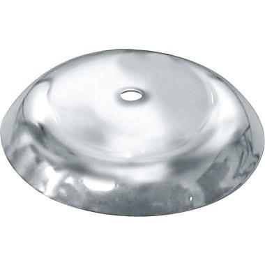 Azar Displays Round Metal Base with Thread (300811)