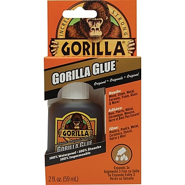 Gorilla Original Adhesive, 2oz