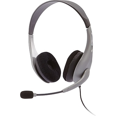 Cyber Acoustics AC-404 Deluxe Stereo Headset