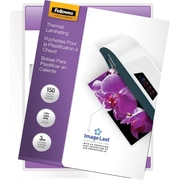 Fellowes 3 mil Laminating Pouches ImageLast Letter Size 150/Pack