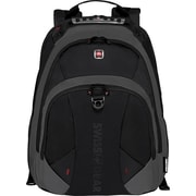 "SwissGear® Pulsar Black/Grey 16"" Laptop Backpack (28037010)"