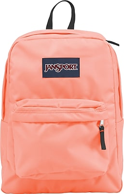 Jansport Superbreak Backpack, Coral Peach (T5019SA)