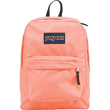 Jansport Superbreak Backpack, Coral Peach (T5019SA)