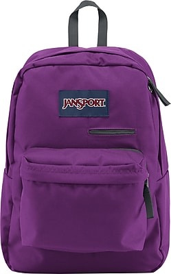 Jansport Digibreak Backpack, Vivid Purple
