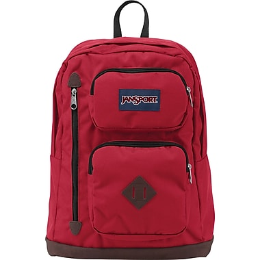Jansport Austin Backpack, Viking Red (T71A9FL) | Staples
