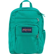 Jansport Big Student Backpack, Spanish Teal