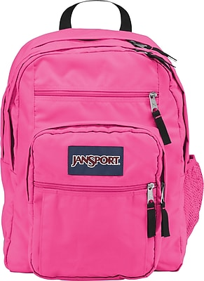 Jansport Big Student Backpack, Pink