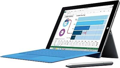 """""Refurbished Microsoft Surface Pro 3, Intel Core i3, 64GB, 12""""""""' (Windows 10)"""""" 2662090"
