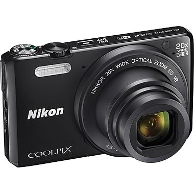 Nikon® COOLPIX S7000 16.1MP BSI CMOS, 20x Zoom (25-500mm), 40x Dynamic Zoom, 3