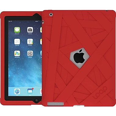 Loop Mummy Case for iPad - Red