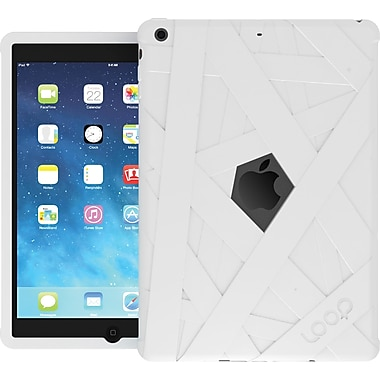 Loop Mummy Case for iPad Air - White