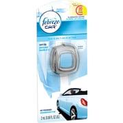 Febreze Car Vent Clips Air Freshener, Linen & Sky, 0.26 fl oz.