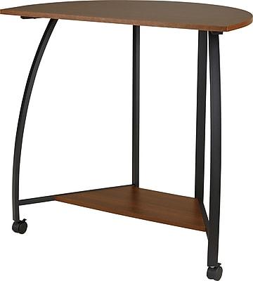 Staples® Computer Cart, Espresso