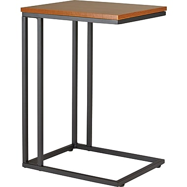 Staples® Computer Table, Espresso