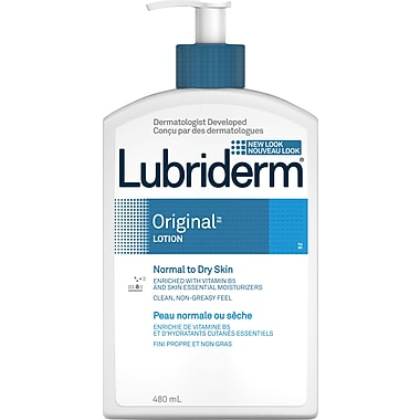 Lubriderm® Daily Moisture Lotion, 480 mL