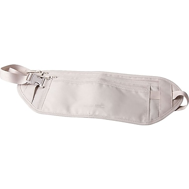 Austin House Waist Pouch with RFID Protection, Beige