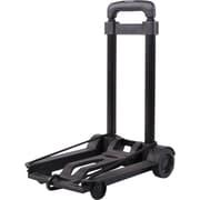 AustinHouse – Chariot pliable compact, noir