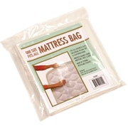 "78 x 14 x 100"" X-King Sized Mattress Gusseted Poly Bags, Clear, Each (27297)"