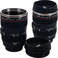 2-Set Camera Lens Coffee Mugs