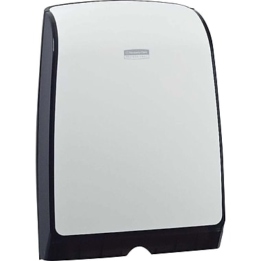 Kimberly-Clark Slim-Fold Paper Towel Dispenser, White