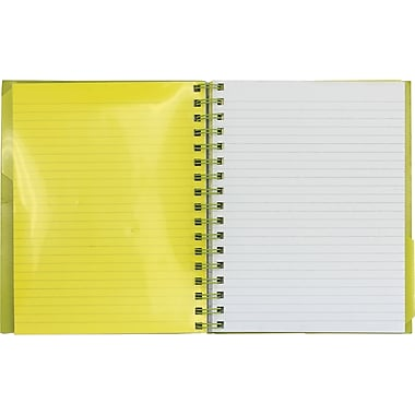 Five Star® 1-Subject Premium Notebooks, 11 x 8-1/2