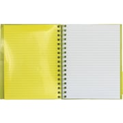 "Five Star® 1-Subject Premium Notebooks, 11 x 8-1/2"", 200 Pages"