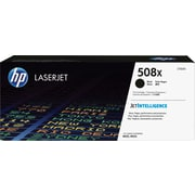HP 508X Black High Yield Original Laserjet Toner Cartridge (CF360X)