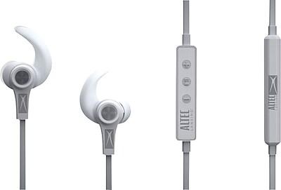 Altec Lansing Bluetooth In-ear Sport Buds, White