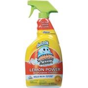 Lemon Power Antibacterial Cleaner, 32 Oz Spray Bottle