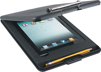 SlimMate for iPad Air, Black, Foam Nest, 9 X 12 paper size, 3/4